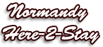 normandy here 2 stay logo